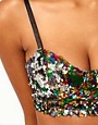 Image 3 of Motel Tatun Sequin Bralet