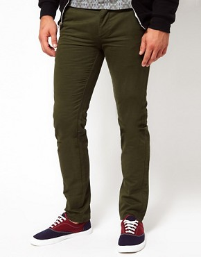 Image 1 ofJack &amp; Jones Bolton Slim Trousers