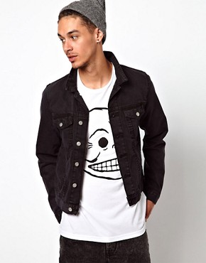 Image 1 ofCheap Monday Tobias Denim Jacket