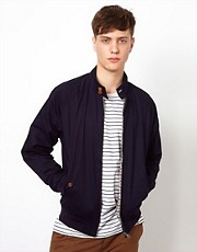 Ben Sherman Harrington Bomber Jacket