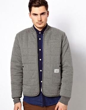Image 1 ofJack &amp; Jones Fleece Jacket