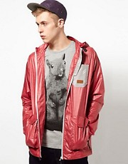 Suprembeing Jacket Ballast Hooded Contrast Pocket