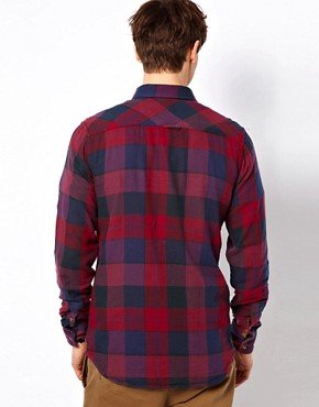 Image 2 ofMinimum Large Check Shirt