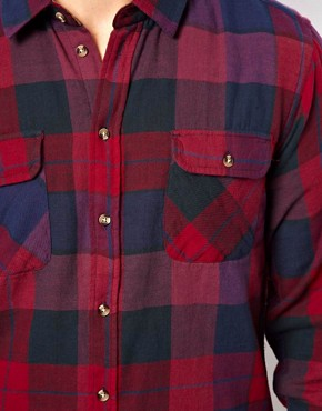 Image 3 ofMinimum Large Check Shirt