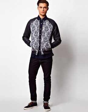 Image 4 ofASOS Bomber Jacket