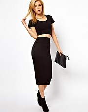 ASOS Wasp Pencil Skirt