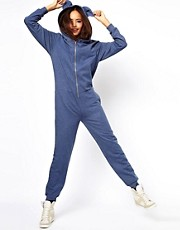 ASOS Onesie with Ears and Hood