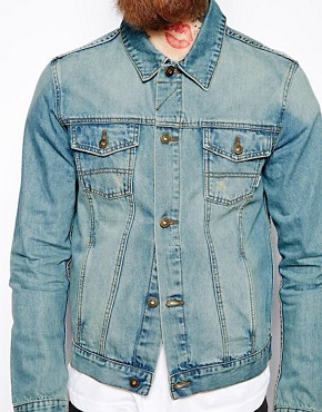 Image 3 ofASOS Denim Jacket