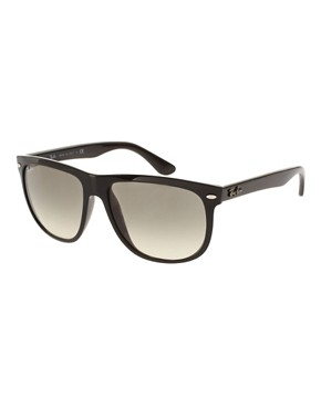 Image 1 ofRay-Ban Flat Brow Wayfarer Sunglasses