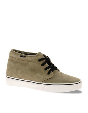 Image 1 ofVans Suede Chukka Boots