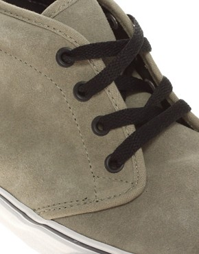 Image 2 ofVans Suede Chukka Boots