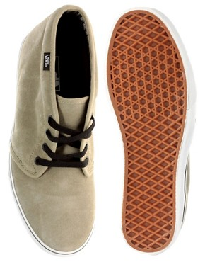 Image 3 ofVans Suede Chukka Boots