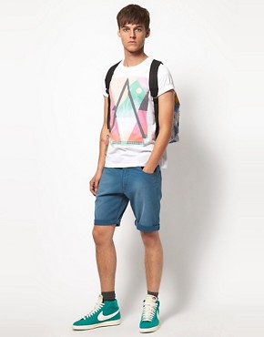 Image 4 ofASOS Skinny Shorts