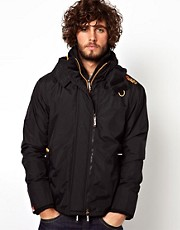 Superdry Pop Windcheater with Hood