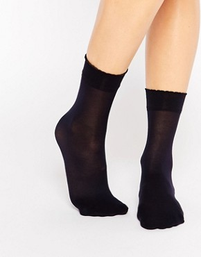 Gipsy Luxury Ankle High Two Pack Socks