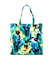 Ted Baker Tropical Parrot Ikon Shopper