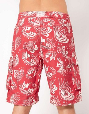 Image 2 ofLevi&#39;s Montserrat Swim Shorts