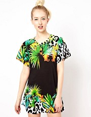 Fairground Baloo Jungle T Shirt Dress