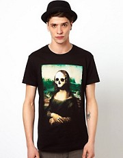 Fanpac T-Shirt Mona Skull