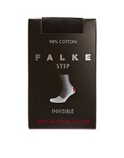 Falke Invisible Step Navy Socks