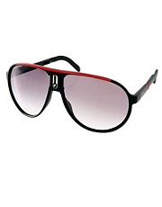 Gafas de sol estilo aviador plegables de Carrera