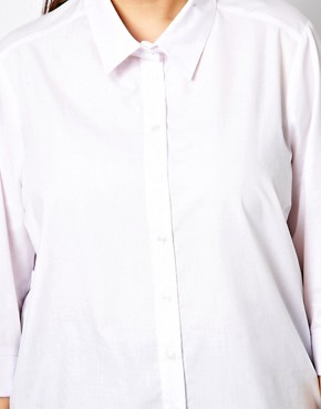 Image 3 ofASOS CURVE Classic Shirt