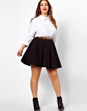 Image 4 ofASOS CURVE Classic Shirt