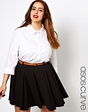 ASOS CURVE Classic Shirt