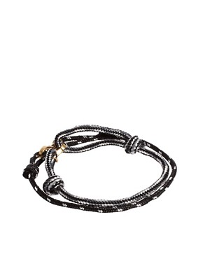 Image 2 ofIcon Brand Rope Bracelet