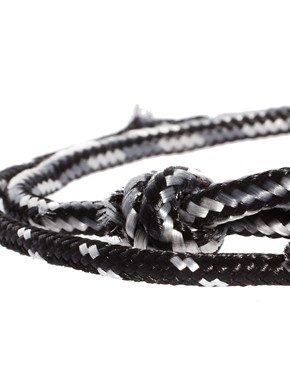 Image 4 ofIcon Brand Rope Bracelet