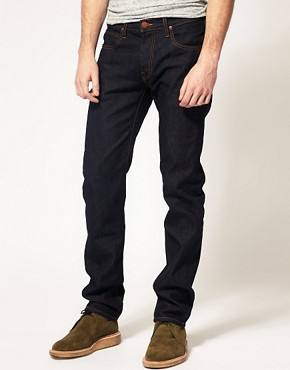 Image 1 ofLee Daren Reborn Wash Straight Jeans