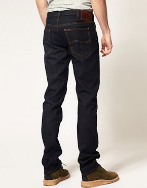 Image 2 ofLee Daren Reborn Wash Straight Jeans