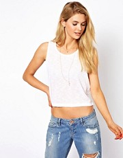 Vila Crop Vest