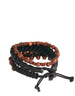 Image 2 ofASOS Koyo Bracelet Pack