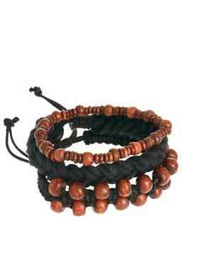 Image 1 ofASOS Koyo Bracelet Pack