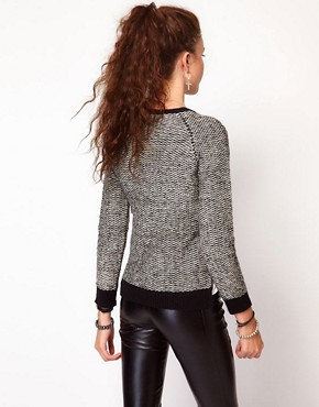 Image 2 ofVero Moda Textured Jumper