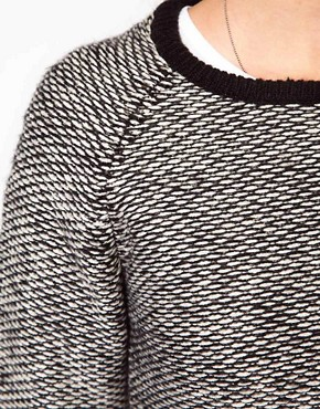 Image 3 ofVero Moda Textured Jumper