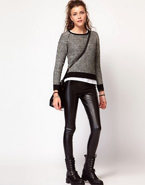 Image 4 ofVero Moda Textured Jumper