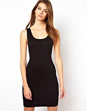 Factory By Erik Hart Twist Tank Dress