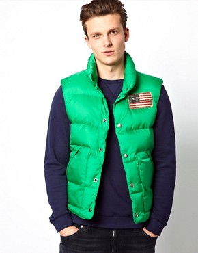Image 1 ofPolo Ralph Lauren Gilet