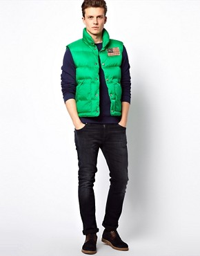 Image 4 ofPolo Ralph Lauren Gilet