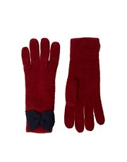 ASOS Bow Gloves
