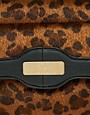 Image 2 ofRiver Island Leopard Box Bag