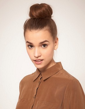 Image 1 ofASOS Small Hair Donut