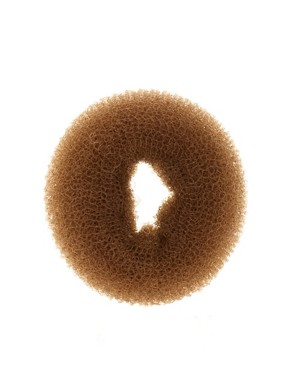 Image 4 ofASOS Small Hair Donut