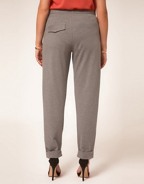 Image 2 ofASOS CURVE Exclusive Smart Jogger