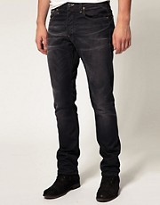 G Star 3301 Slim Rugby Wash Jeans