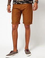Carhartt Shorts Klondike Regular Selvedge Canvas