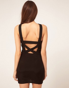 Image 2 ofFinders Keepers Future Love Strapping Dress