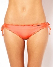 Seafolly Shimmer Tie Side Bikini Brief